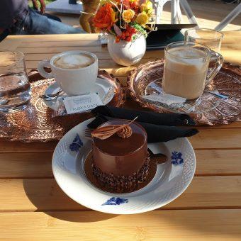 Pure pleasure at Garden Café Russian Dacha