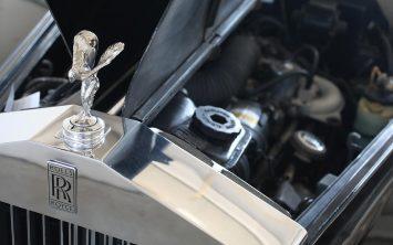 Handmade Rolls Royce