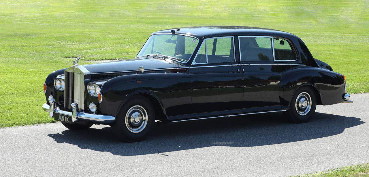 Royal Rolls Royce Phantom VI. owned by Russian Dacha