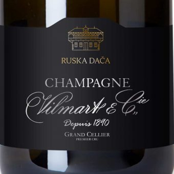 Champagne Russian Dacha is first in Slovenia under a Slovenian brand